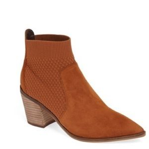 BRAND NEW Cole Haan Maggie Suede Ankle Boot